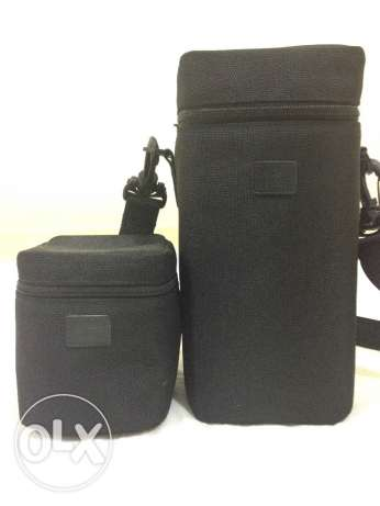 Sigma Lens Pouch (Big & Small)