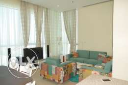 Sea view 2 bdr furnished apt in Dasman