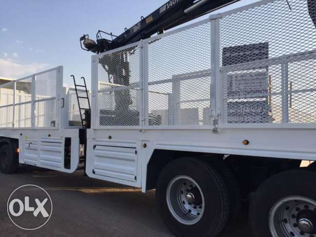 brand new crane or block trailers for sale 2017 model