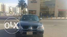 Mitsubishi Nativa No Accident 2008/ميتسوبيشي ناتيفا 2008 دبل جير نظيفه