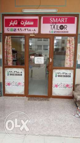 Tailoring shop for rent/sale at mahboula