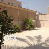 3 bedroom - big floor with private yard and garden for KD 850
