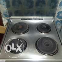 cooking stove wid grill