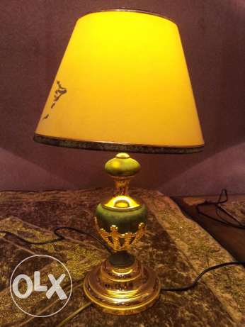 Bedside Lamps in very good condition