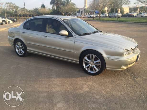 2008 Jaguar X-Type KD1200