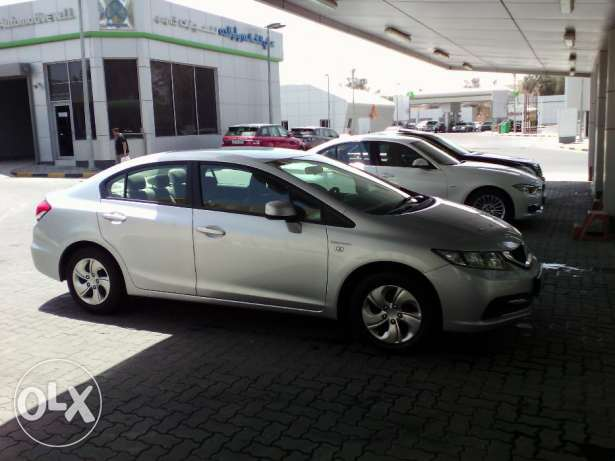 Honda Civic 2014, 1.8V