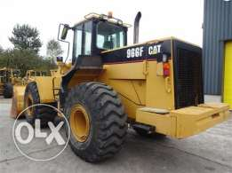 Wheel Loader CAT 966F 1996