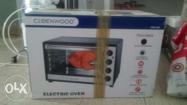 OTG for Baking and Grilling 50 L and 2000W almost new