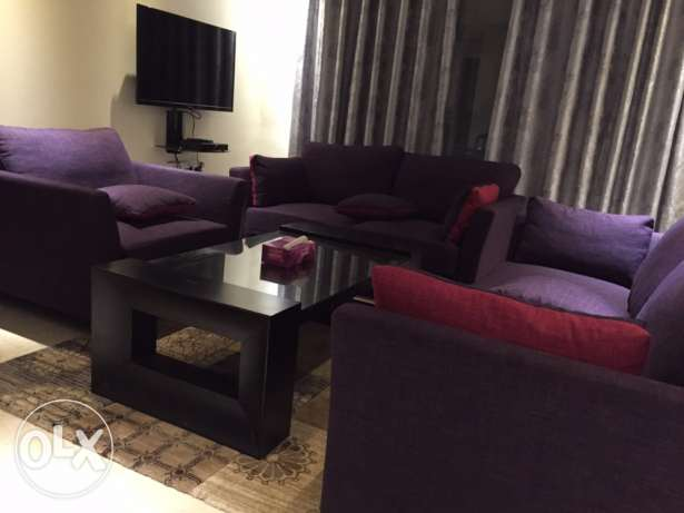 fully furnished 2 bedroom apartment in mhaboula.