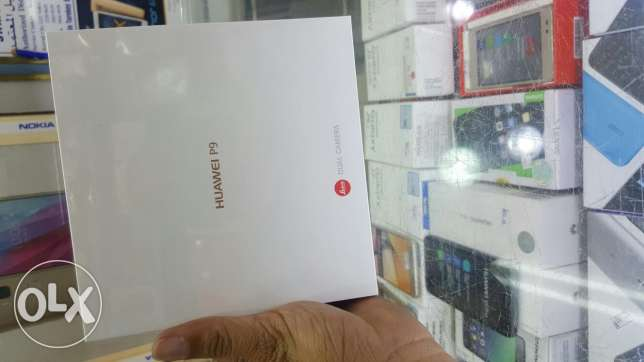 Huawei p9 new seal pack 32 gb