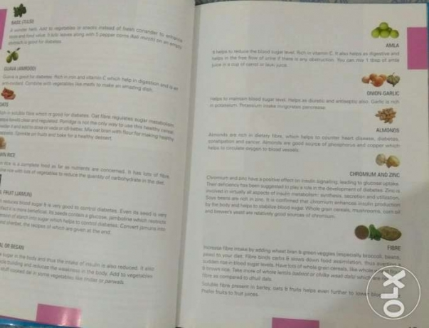 Expecially for diabetes helthy, testy food Book العمرية -  3