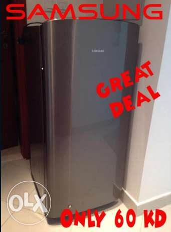 Samsung refrigerator with Dealership warranty - call through site