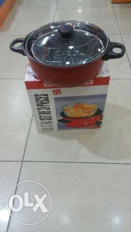 Manual fryer cooker