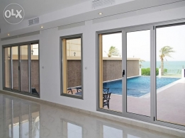 Sea view 3 bdr apt for expats only in Abu Hasania