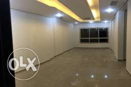 110 sq meter 2 big bedroom with maid room in salmiya