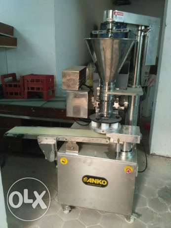 Kibbe or kubba automatic maker