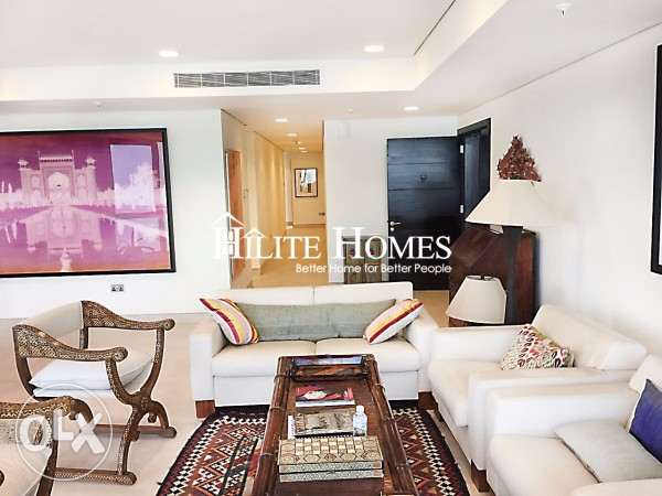 Modern Fully Furnished Luxury Apartment, KD 1700