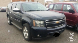 Chevy Suburban Blue 2007