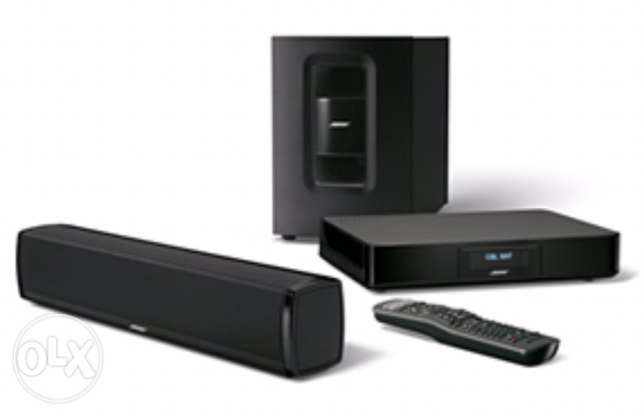 Bose CineMate 120 Home Theater System for sale