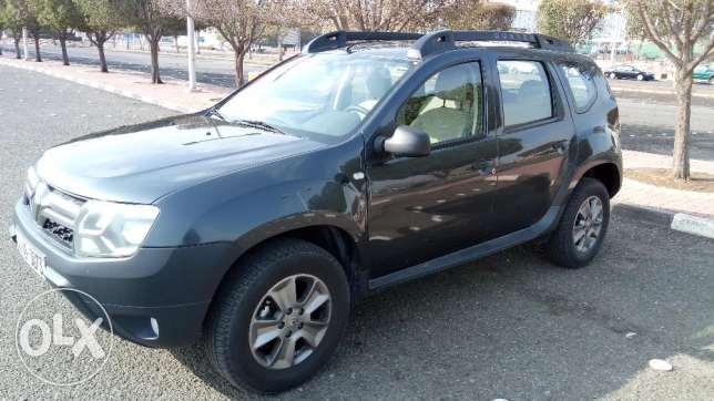 Renault DUSTER like new for sale - european expat leaving Kuwait