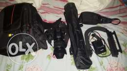 Sale CAnon 70D No Scratch Same Like new