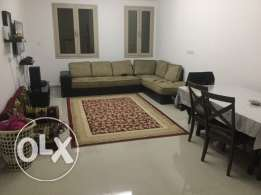 3bedroom flat Furniture in abo ftira-only 4month used!!