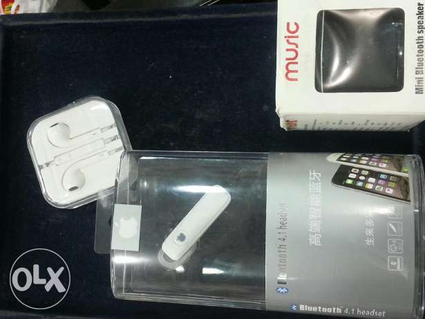 Headsets and speaker for sale