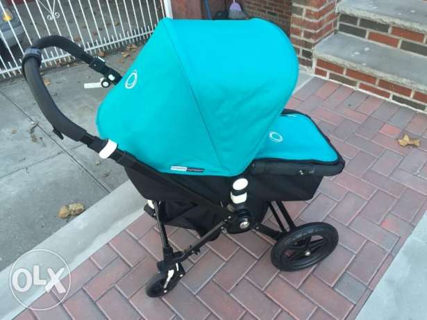 discount Bugaboo Cameleon All terrain Blue Black
