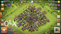 clash of clans for sell