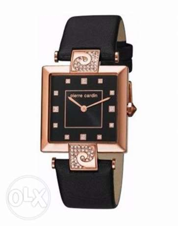 Ladies Watch PIERRE CARDIN PC105752F07 Black Rose Gold