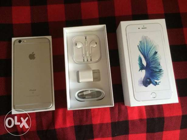 Apple iPhone 6s plus - 16GB - Space