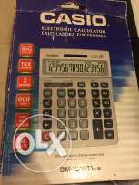 Casio calculator big size 16 digits