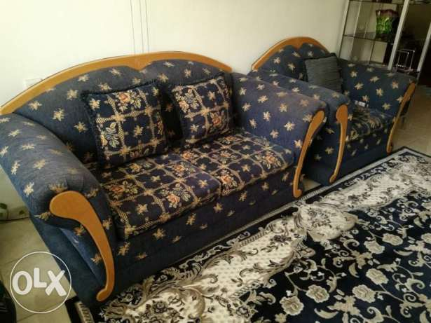 Sofa 3+2+1+1 for Sale