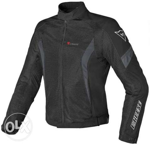 BRAND NEW Dainese air crono jacket size 62 XL-XXL
