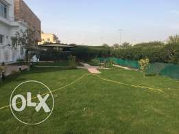 for rent nice villa with big garden in Mubarak Al-kabeer