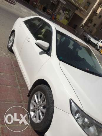 Camry 2013 , excellent car with installment, down payment 1625