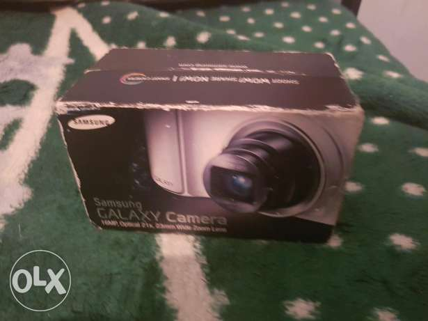 Samsung Galaxy Camera . Lens not working الفحيحيل -  1