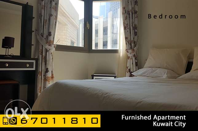 Furnished two bedoom apartment in Kuwait City