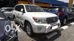 2014 Toyota Land Cruiser GXR. Expat leaving country