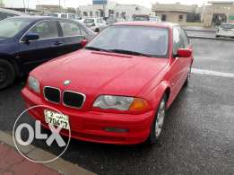 For sale BMW 318 model 2000 very good condition