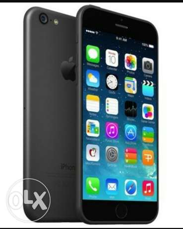 Iphone 16 GB, Black
