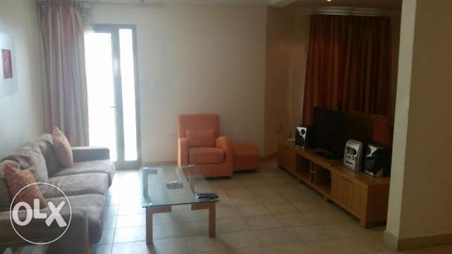 Salmiya, spacious fully furnished flat 2 bedrooms