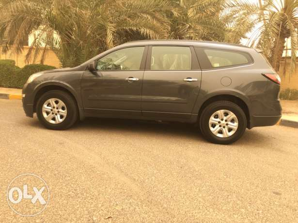 Chevrolet travers 2013 (53) km only