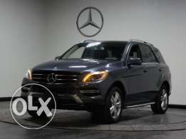 2015 Mercedes-Benz ML350 4MATIC