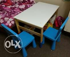 Kids Study Table IKEA