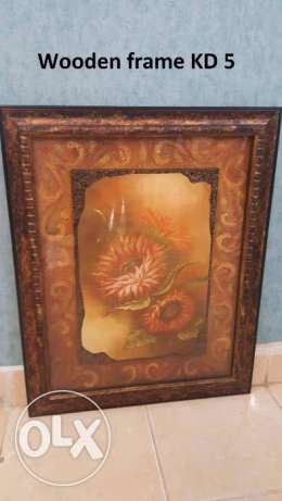 Paintings & decorations ( very low priced)