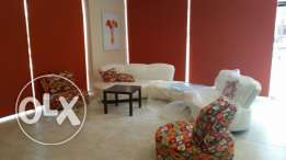 Apartment for Rent Salmiya near sea side fully furnished flat 1 bedro