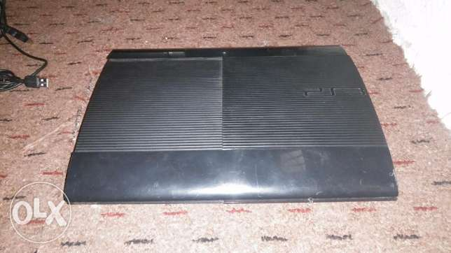 Ps3 super slim 12gb working only for parts