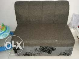 Sofa (3pcs) and curtain set