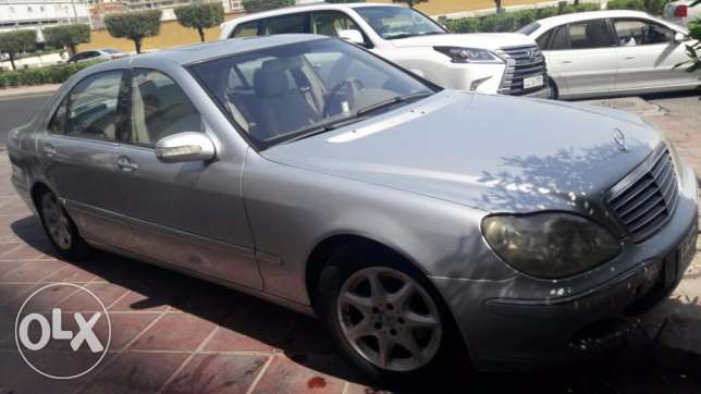 Car For Sale - Mercedes 350s
